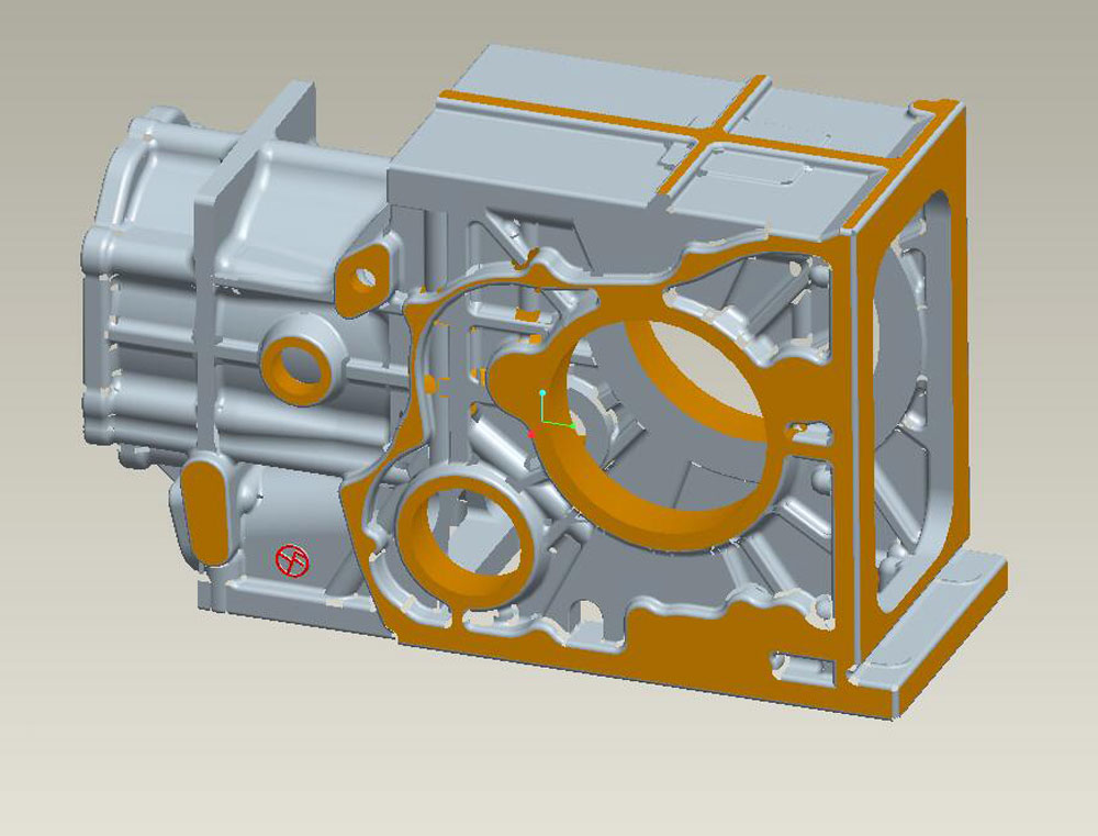 DK32单缸体
